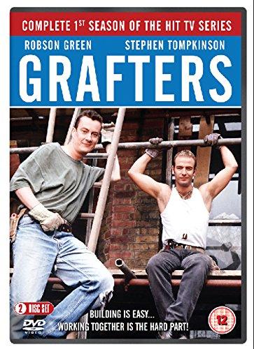 Grafters: Series 1 (2 Dvd) [Edizione: Regno Unito]