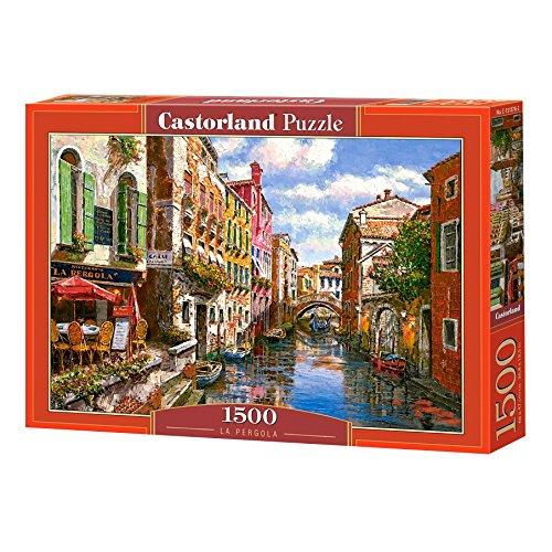 Castorland Puzzle La Pergola 1500 Pieces