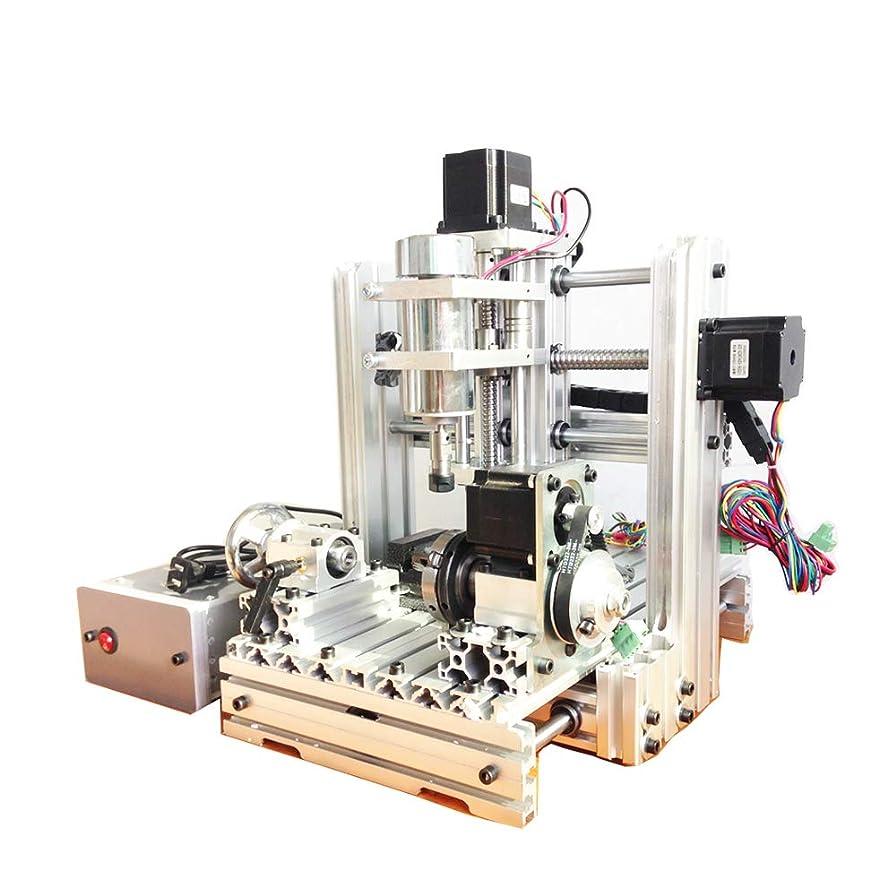 はっきりしないピューばかげているCNC 3020 400w 4 Axis USB Port 3D Drilling Router DIY cnc3020 Wood Carving Engraving Machine Engraver Milling Machines Kit