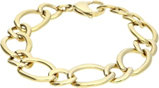 Esprit Women Stainless Steel Bracelet Gold Links Gold - ESBR11642C200
