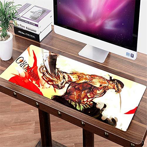 Pad computadora Teclado Pad Juego de animación computadora Mouse Pad 1 600x300x2