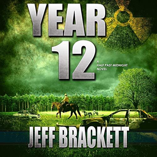 Year 12: A Half Past Midnight Novel cover art