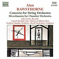 Rawsthorne: Concerto for String Orchestra / Divertimento for Chamber Orchestra (1999-05-11)