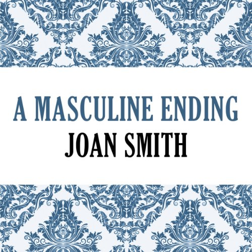 A Masculine Ending audiobook cover art