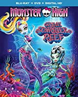 Monster High: Great Scarrier Reef [Blu-ray]