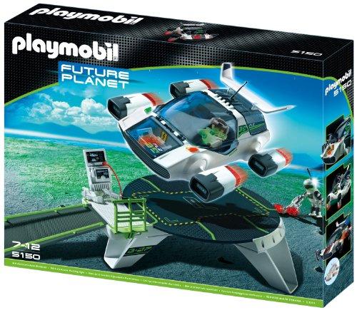 Playmobil 5150 - E-Rangers Turbojet mit Startstation