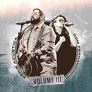 Série Acústica Com Fernandinho, Vol. 3 (Acústico)