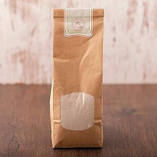 süssundclever.de Teffmehl Bio | 1kg | Premium Qualität: hochwertiges Naturprodukt | plastikfrei abgepackt in ökologisch-nachhaltiger Bio-Verpackung | Vollkorn-Zwerghirse