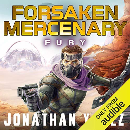 Fury Audiobook By Jonathan Yanez cover art