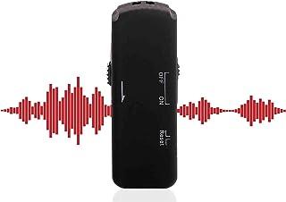 comprar comparacion Grabadora de voz profesional USB Stick con sonido cristalino, grabación remota grabadora de voz digital, activación de voz...