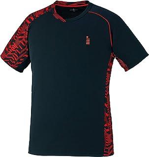ゴーセン(GOSEN) テニス バドミントン 試合用 男女兼用 ゲームシャツ 日本ソフトテニス連盟/日本バドミントン協会審査合格品 T2008