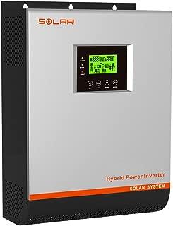Inverter Inversor Solar 3KW 24v híbrido Regulador MPPT 50A Cargador 30A VPM