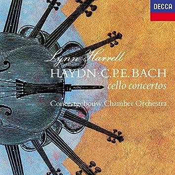 Haydn: Cello Concerto No. 2 / C.P.E. Bach: Cello Concerto in A Major etc