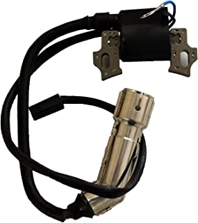 Premium Ignition Coil Assembly for Sears Craftsman, MTD, Yard Machines, Cub Cadet & Troy-Bilt Front/Rear Tine Tillers, Snow Blowers/Throwers