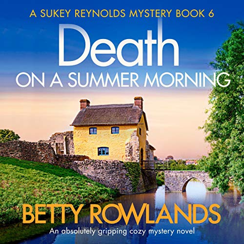 Death on a Summer Morning audiobook cover art
