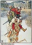 Gilbert Robin Hood Nrobin Hood And Friar Tuck...