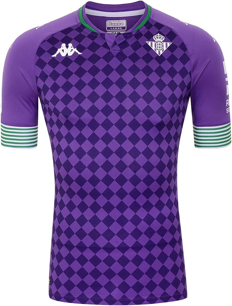Kappa Segunda Equipación Real Betis Camiseta para Hombre