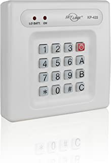 Skylink KP-434W Wireless Remote Entry Exit Access Wall Control Security Burglar Alarm Protection Keypad | Affordable Easy to Install DIY
