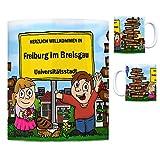 trendaffe - Herzlich Willkommen in Freiburg im Breisgau Kaffeebecher