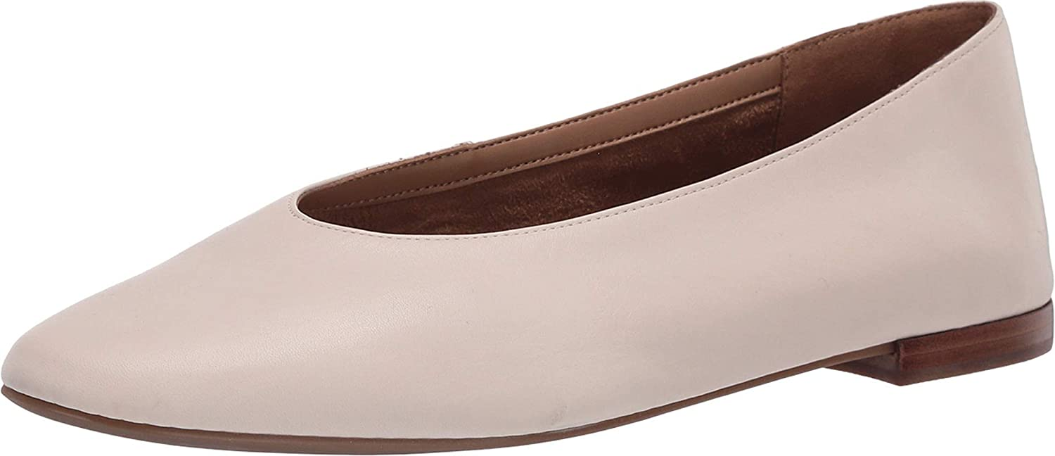 Aerosoles All items in the store Women's Front Runner Bone Ballet Medium Flat Large special price