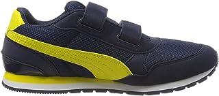 Puma Unisex-Child St Runner V2 Mesh Ac Little Kids' Shoes Running