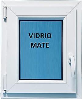 comprar comparacion (V02M) Ventana Pvc Baño 500x600 Oscilobatiente Izquierda Climalit Mate