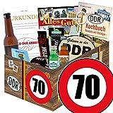 Männer Geschenkbox / Männer Paket / Geburtstag 70 / Geschenk Box Papa