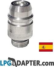 W21.8 Autogas Adaptador de punto de llenado España//Portugal a euros Reino Unido bayoneta
