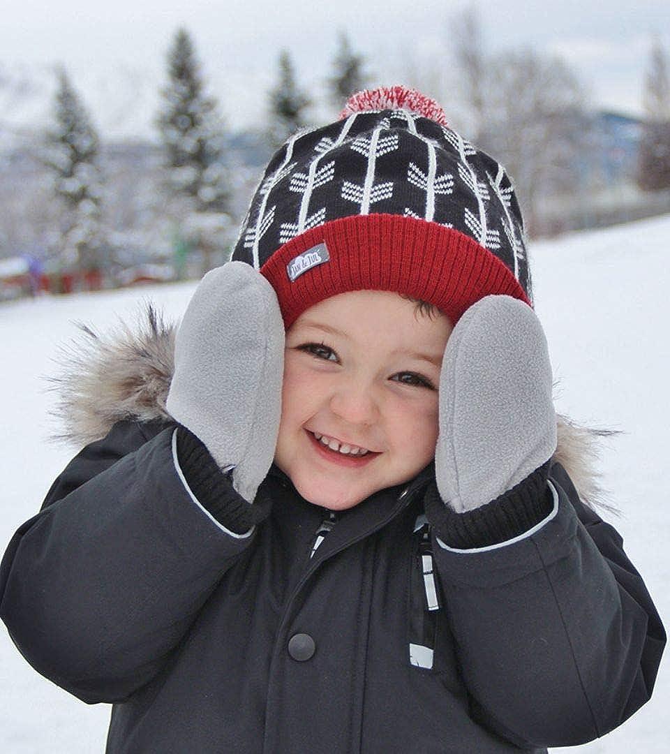 Jan & Jul Fleece Mittens, Cozy Winter Gloves for Baby Toddler Kids