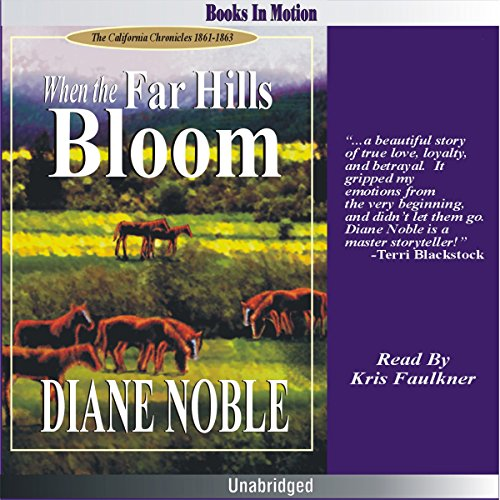 When the Far Hills Bloom audiobook cover art