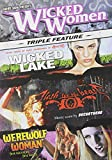 Wicked Women: Nightmares Come at Night/Flesh for the Beast/Werewolf Woman LiteBox