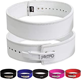 Jayefo Genuine Leather Lever Belt for Powerlifting Men & Women 10MM Thick 4