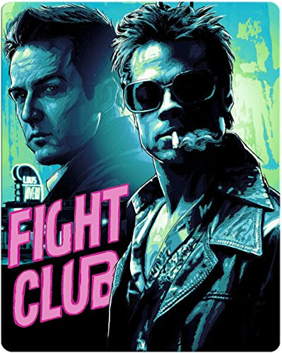 Fight Club, Steelbook, Blu-ray ohne deutschen Ton, Zavvi exklusiv, Uncut, Regionfree
