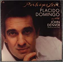 Placido Domingo With John Denver - Perhaps Love - [LP]
