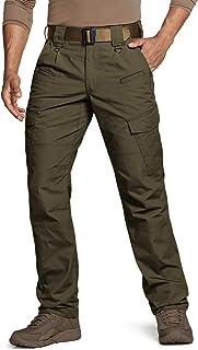 Water Resistant Hiking Pants Mens