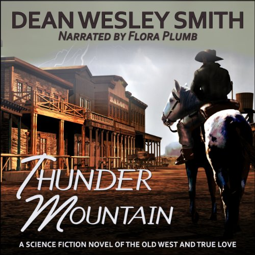 Thunder Mountain audiobook cover art