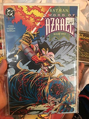 Batman Sword of Azrael Issue 2 November 1992