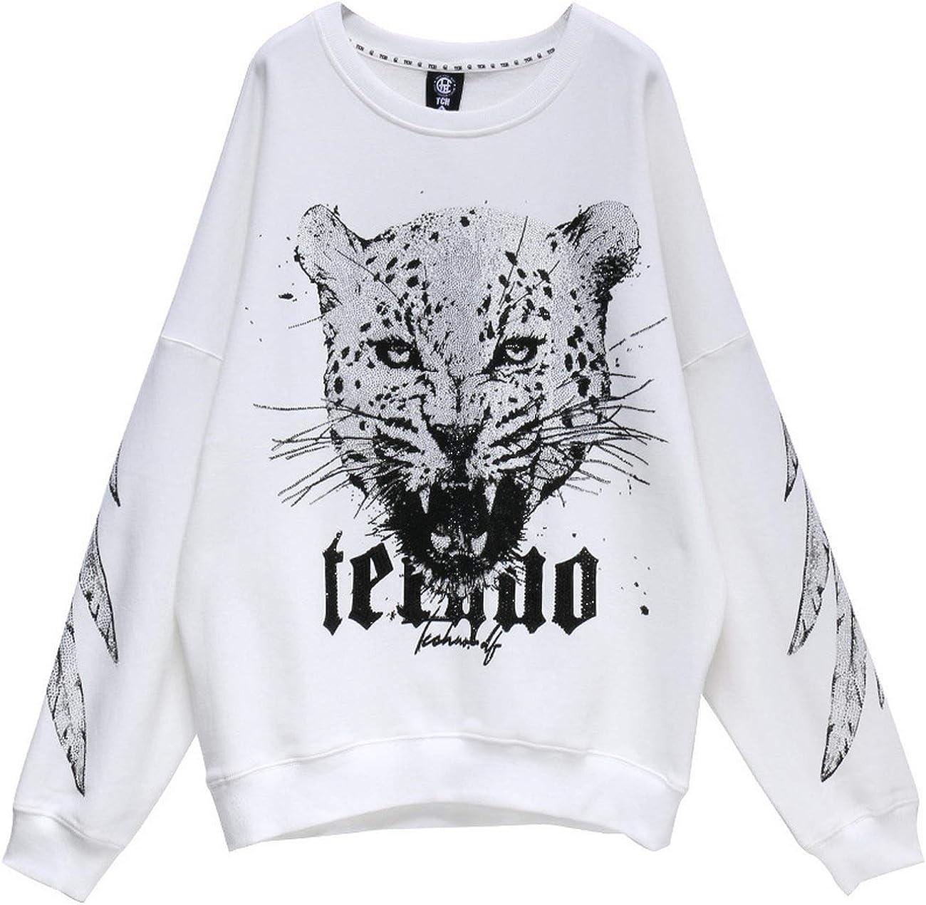 Light Luxury Tide Brand Big C hot Beads Sweater Men and Women T203116D09 Money Online