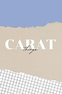 Carat Things Notebook/Journal (Serenity - Seventeen) - LINED