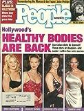 Jennifer Lopez, Catherine Zeta-Jones, Charlize Theron, Drew Barrymore, John Phillips - April 2, 2001 People Weekly Magazine