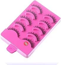 Makeup Messy Wispy Handmade False Eyelashes Soft Natural Eye Lashes Extension Make Up Tools,Style1