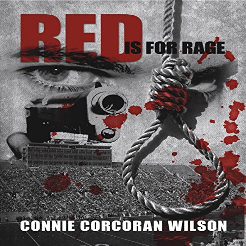 Red Is for Rage audiobook cover art