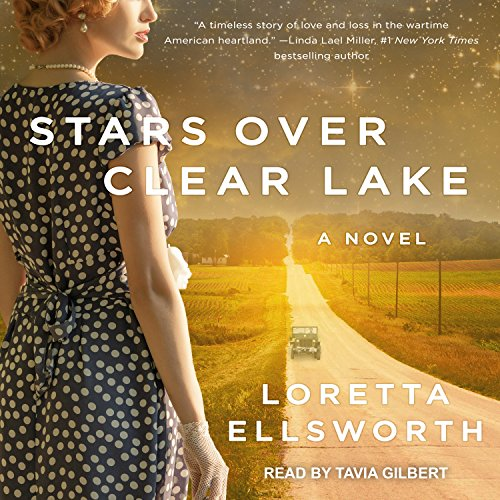 Stars over Clear Lake audiobook cover art