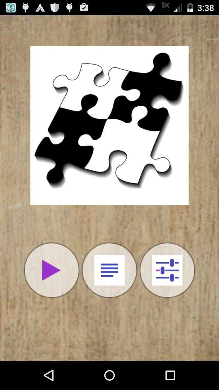 Memorial Puzzle Game