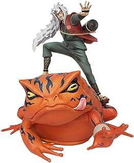 アクションフィギュアナルト自来也ガマ仙人のアニメーションキャラクターモデルデコレーション像29センチメートル GFLNB