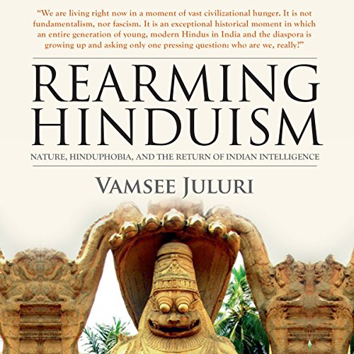 Rearming Hinduism audiobook cover art