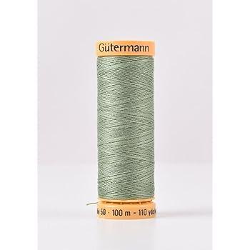Gutermann 100/% Cotton Thread Per 100m Spools Colour 8724