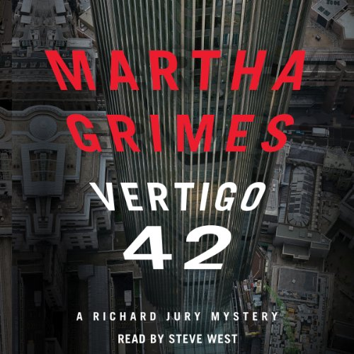 Vertigo 42 cover art