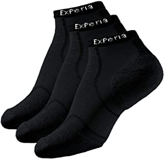 Xccu Thin Cushion Running Low Cut Socks