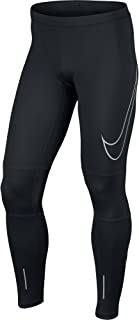 Power Flash Dri-Fit Essential Tight Running Tights - Men's Large - Black - Style 828664